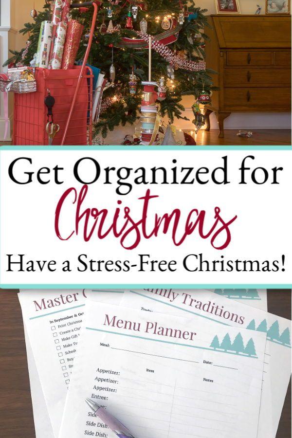 Organized Christmas 2020 Organized Christmas Hacks You Need to Try in 2020   Christmas