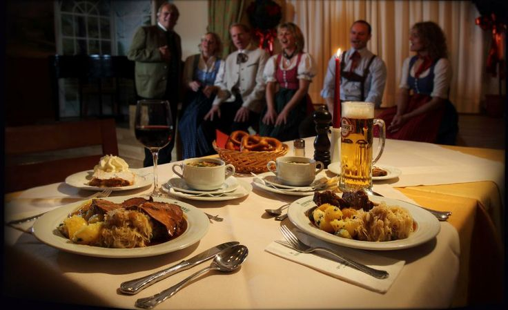 Sound of Salzburg Dinner Show