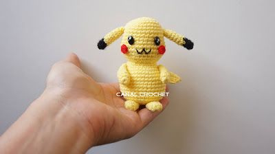 Amigurumi Pokemon Espanol : 1000+ images about Amigurumi Patrones Gratis en Espanol on ...