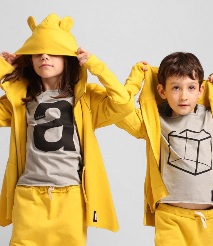 yellow hoodies