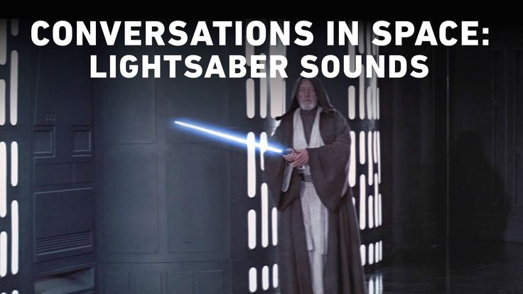 Star Wars Conversations: Sounds in Space - Lightsaber Sounds -- Ben Burtt invites you into his office at Skysound to show the inspiration for the sound of the iconic Lightsaber.