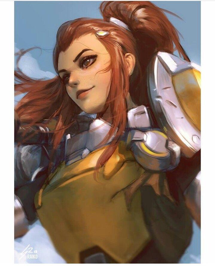 Overwatch | Brigitte