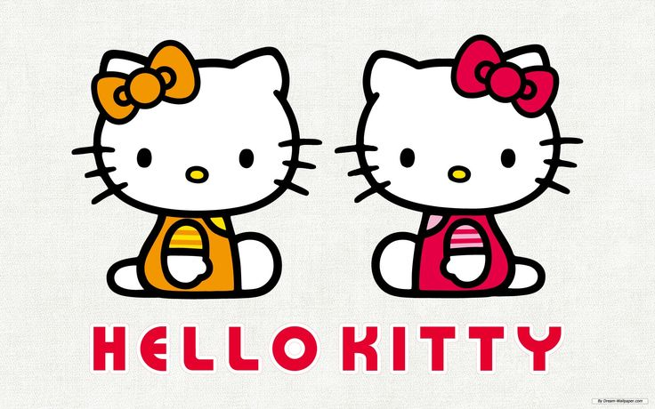 Hello Kitty Cartoon Characters Wallpapers