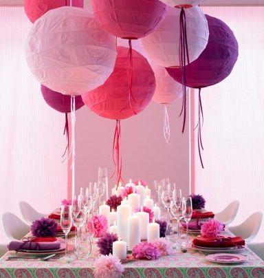 Sinnlich: Rosa, Pink und Lila