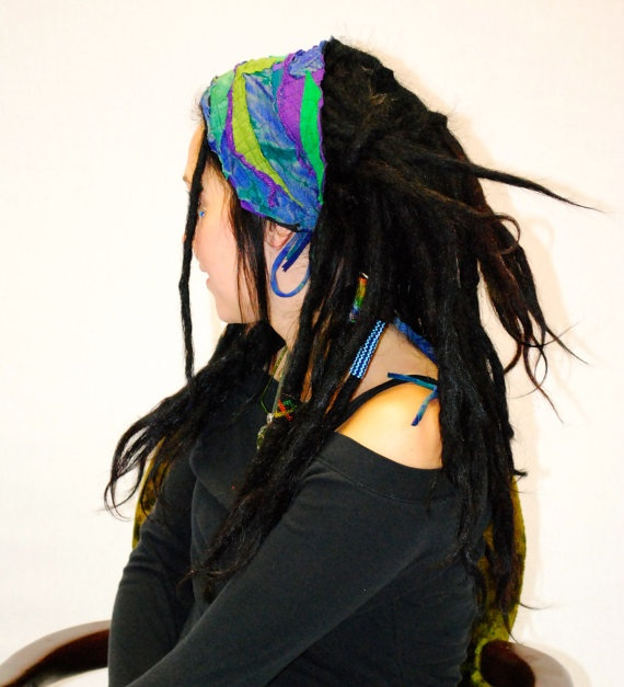 TribaL HeadbaNd Gypsy Hair AppaRel Pixie by IntergalacticApparel, $28.00