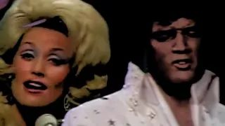 i will always love you dolly parton and elvis - YouTube