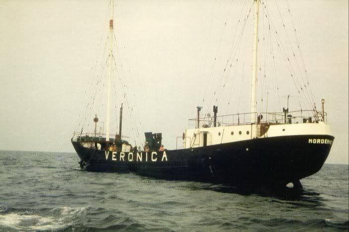 Radio Veronica.