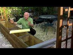 Planter des bambous dans un grand bac