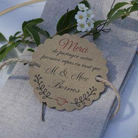 Mariage étiquette