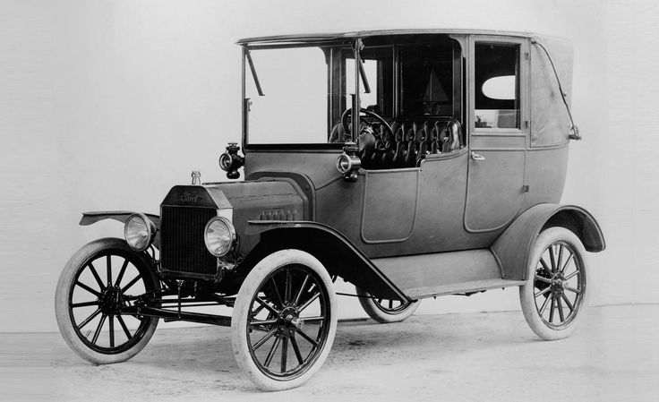 This Was The First Car That Was Invented Why: I Picked