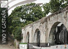 V Edición de la feria del vino y la castaña de Yunquera http://75centilitros.es/v-edicion-de-la-feria-del-vino-y-la-castana-de-yunquera/
