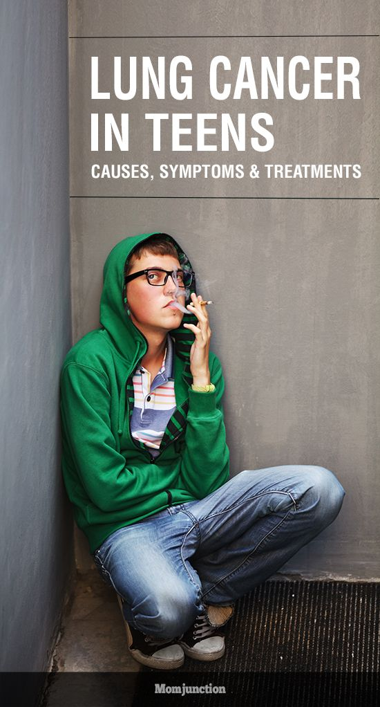 Lung Cancer In Teens - Causes, Symptoms & Treatment