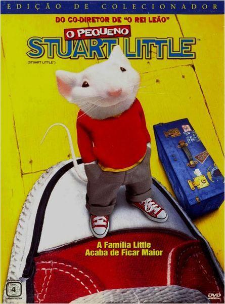 O Pequeno Stuart Little : Poster
