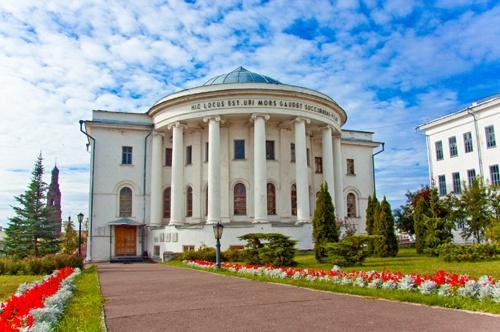 Kazan State Medical University анатомический театр