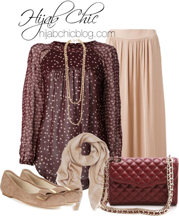 Hijab Style: Michael Kors Ballet Shoes