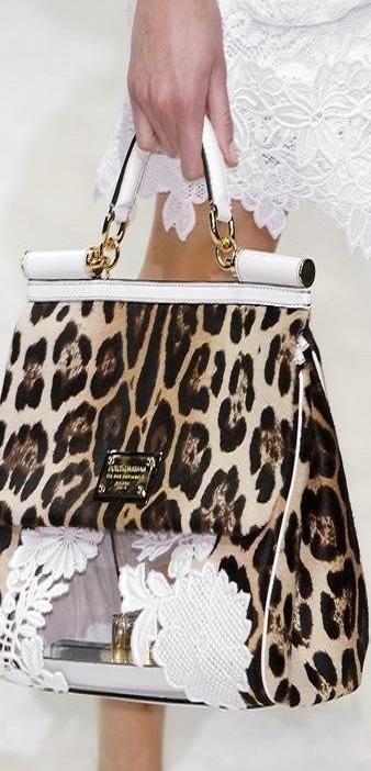 #Dolce&Gabbana New Collection 2015 #bag #accessories #ItalianBrand #fashion www.bebuzee.com