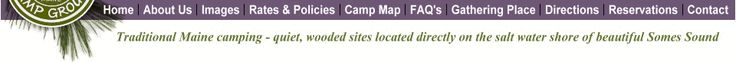 Mount Desert Campground- Explore Acadia National Park, Bar Harbor and much more
