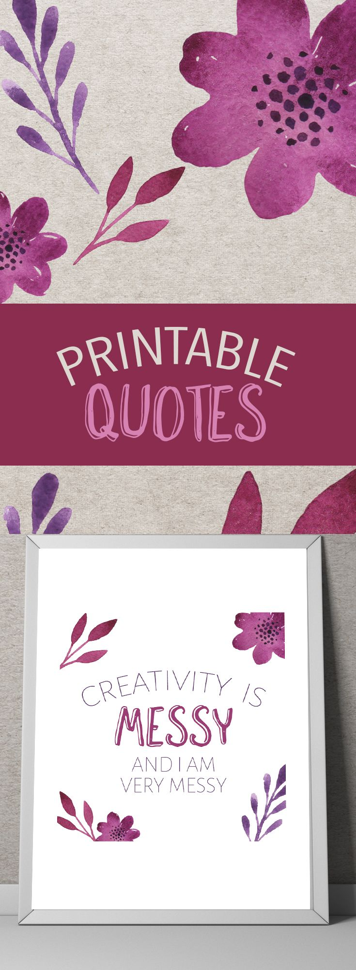 Quotes Journal 15 Best Planner Printables Images On Pinterest  Printable Quotes