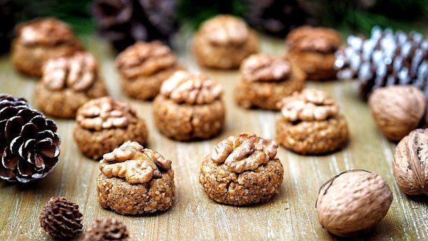 Ořechovky – bezlepkové bulharské cukroví Foto:
