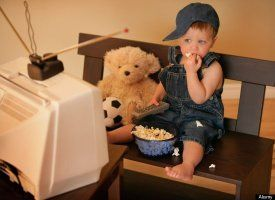 Why It's Really Not So Terrible To Let Your Toddler Watch TV
