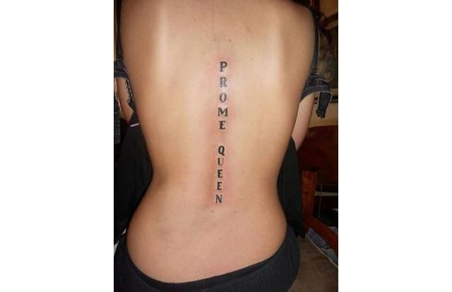 39 Hilariously Misspelled Tattoo Fails