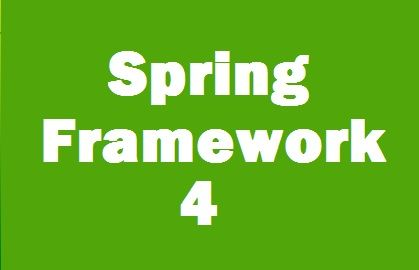 Up And Running With #Spring #Framework 4 In Five Hours