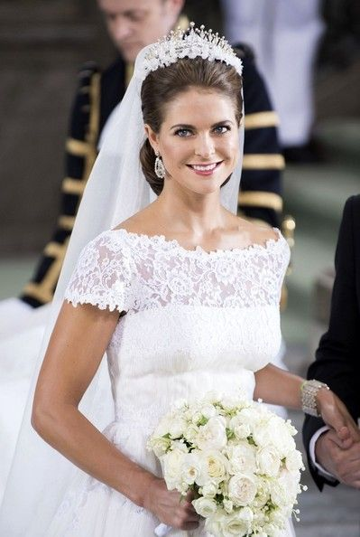 Princess Madeleine Photos - Princess Madeleine Marries Christopher O'Neill - Zimbio