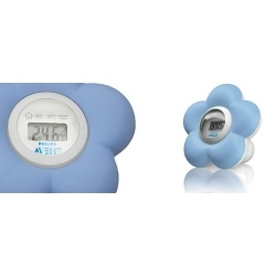 A Big Part of Eczema & Allergy control is Tempertaure Control. This Fun & Funky Room & Bath Thermometer is safe to use in the bath & on a shelf.  www.allerchic.com.au