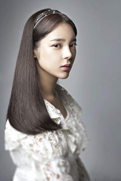 Park Si-Yeon 박시연 Curlic
