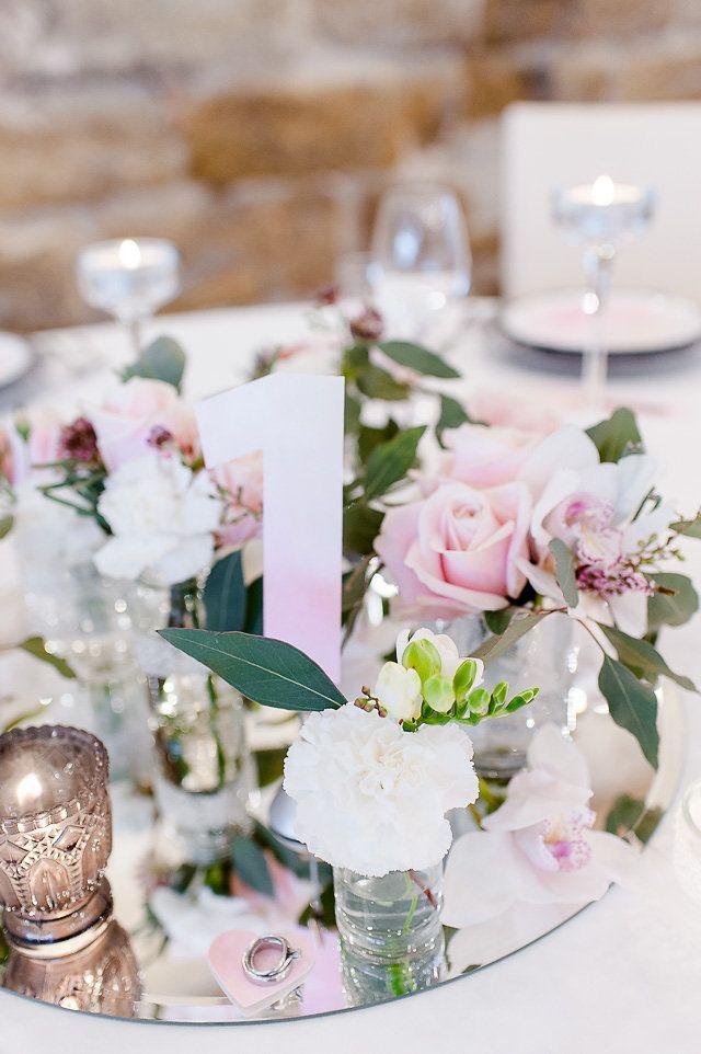 Hochzeitsdeko Grau Pink Die Besten Momente Der Hochzeit