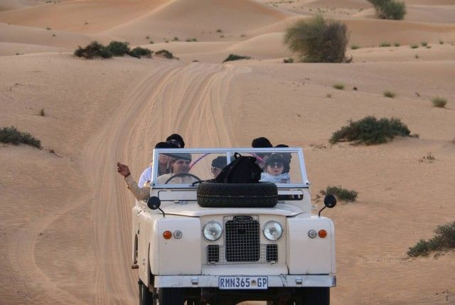 An unforgettable safari in the Dubai desert #addictabroad