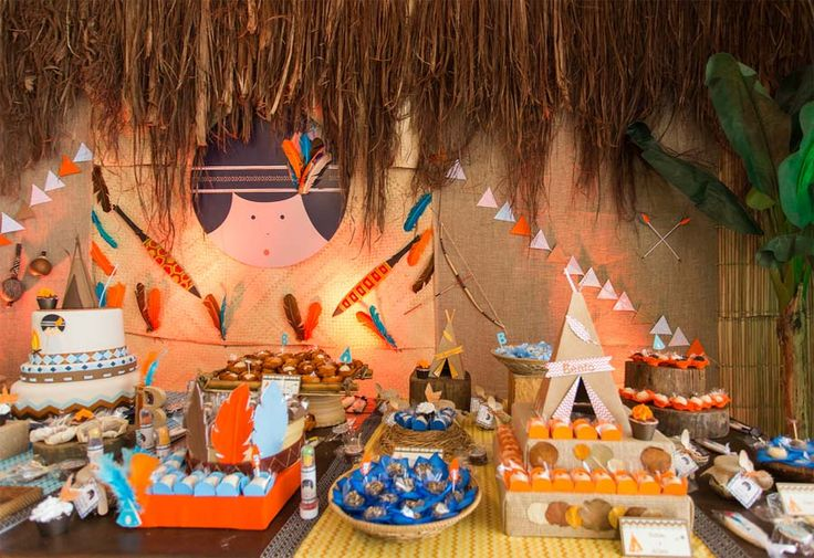 festa infantil bento indio inspire-6