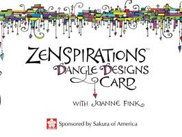 Zenspirations Dangle Designs Cards