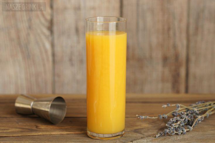 Cowboy Roy – pomarańczowy drink