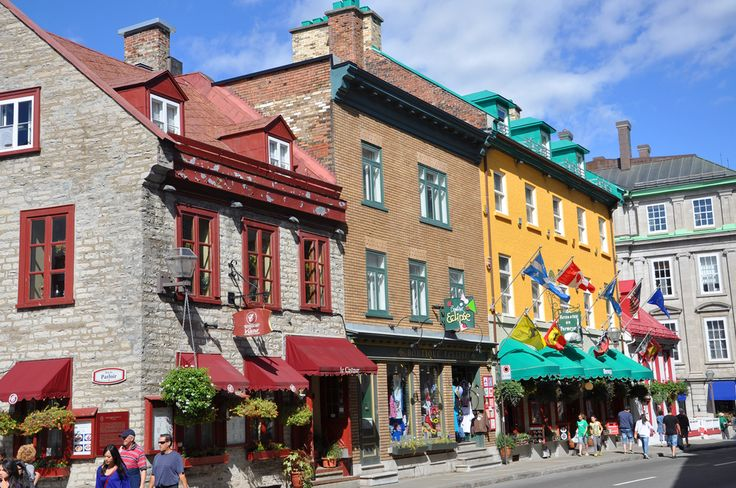 First timers guide to #QuebecCity #travel #ExploreCanada                                                                                                                                                                                 More