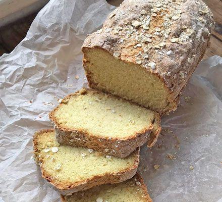 Plain flour bread   Recipe in 2020   White bread recipe ...