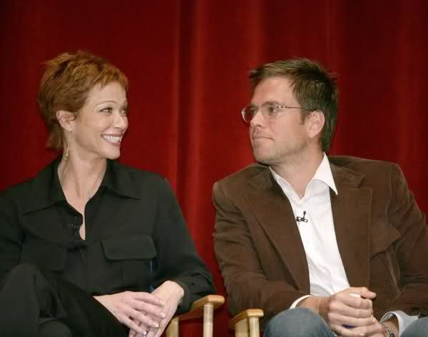 Lauren Holly & Michael Weatherly