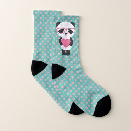 Cute Panda Socks - girly gifts girls gift ideas unique special