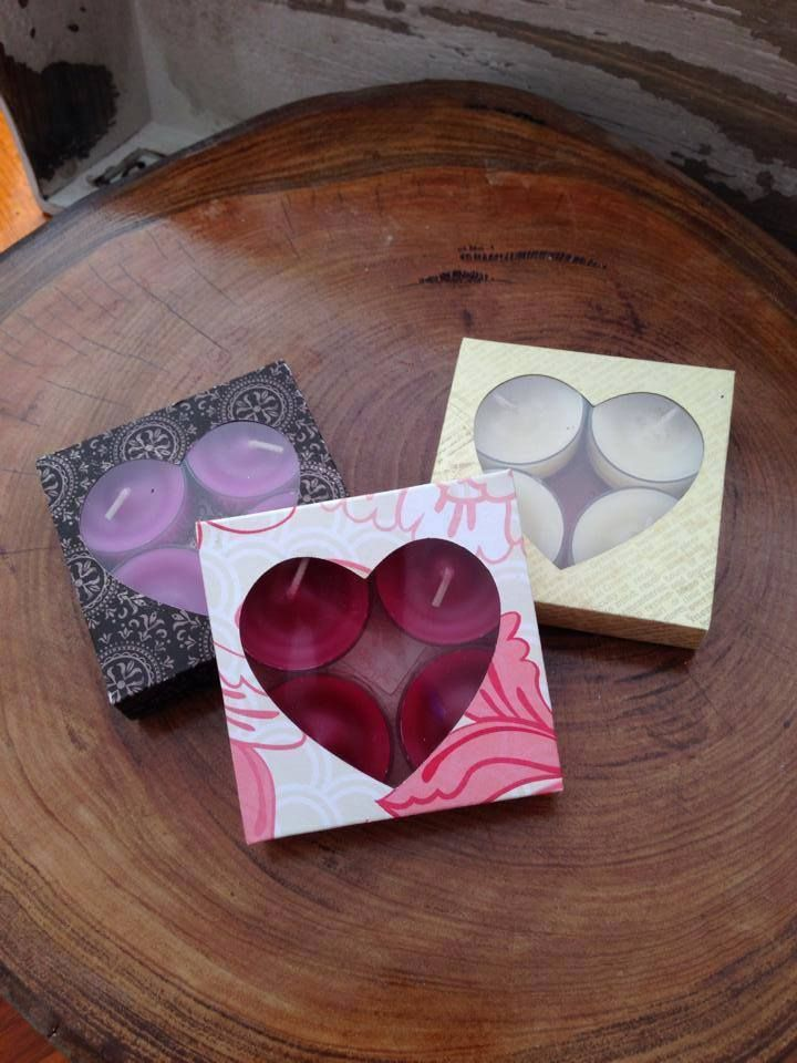 Candle boxes, Customised shapes #handmade