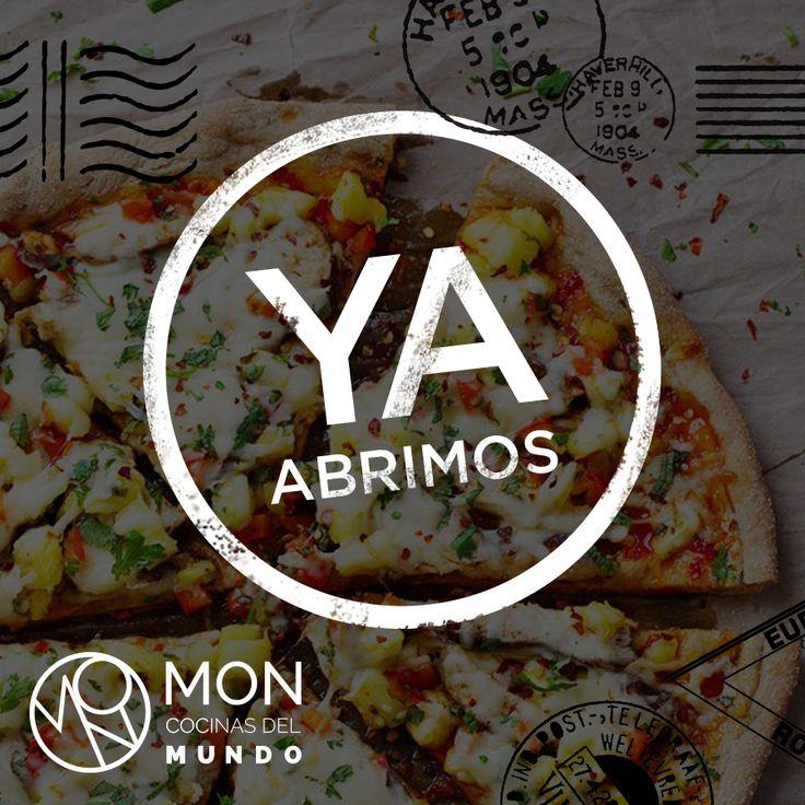 Today begins an incredible journey through the world through flavors. Welcome!  http://lasamericasgoldentower.com/restaurantes-estrella-michelin-panama/mon-cocinas-del-mundo/