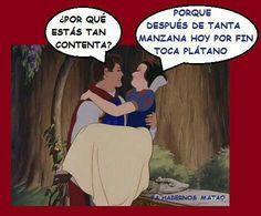 #Chistes #Adultos #Princess #Disney
