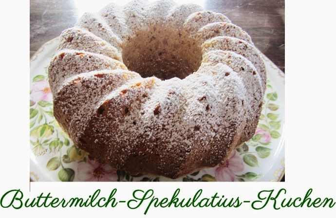 Gâteau aux épices et au lait fermenté