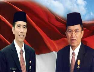 Sah! Jokowi-JK Presiden RI Terpilih 2014-2019