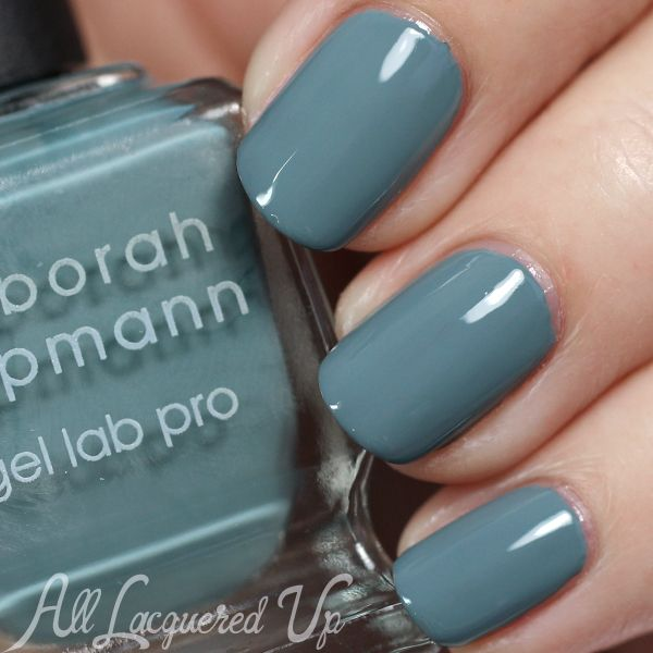 Deborah Lippmann Spring 2016 Afternoon Delight Swatches & Review - Get Lucky