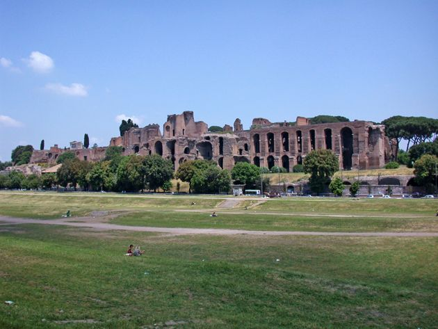 """""""The Circus of Maxentius was an arena for various kinds of sports and athletic competitions, although it gained fame mainly for its chariot races which often lasted from the early morning to dusk, with as many as one hundred held a day."""" - http://www.turismoroma.it/cosa-fare/circo-massimo?lang=en"""