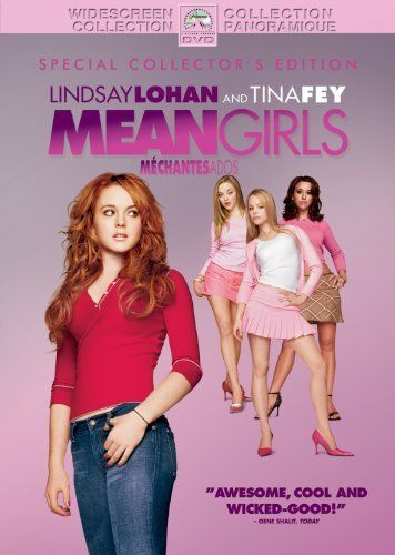 Mean Girls (Méchantes ados) (Widescreen Special Collector's Edition) (Bilingual) DVD ~ Lindsay Lohan, http://www.amazon.ca/dp/B00ANB4E80/ref=cm_sw_r_pi_dp_NoOdtb02J8WPW
