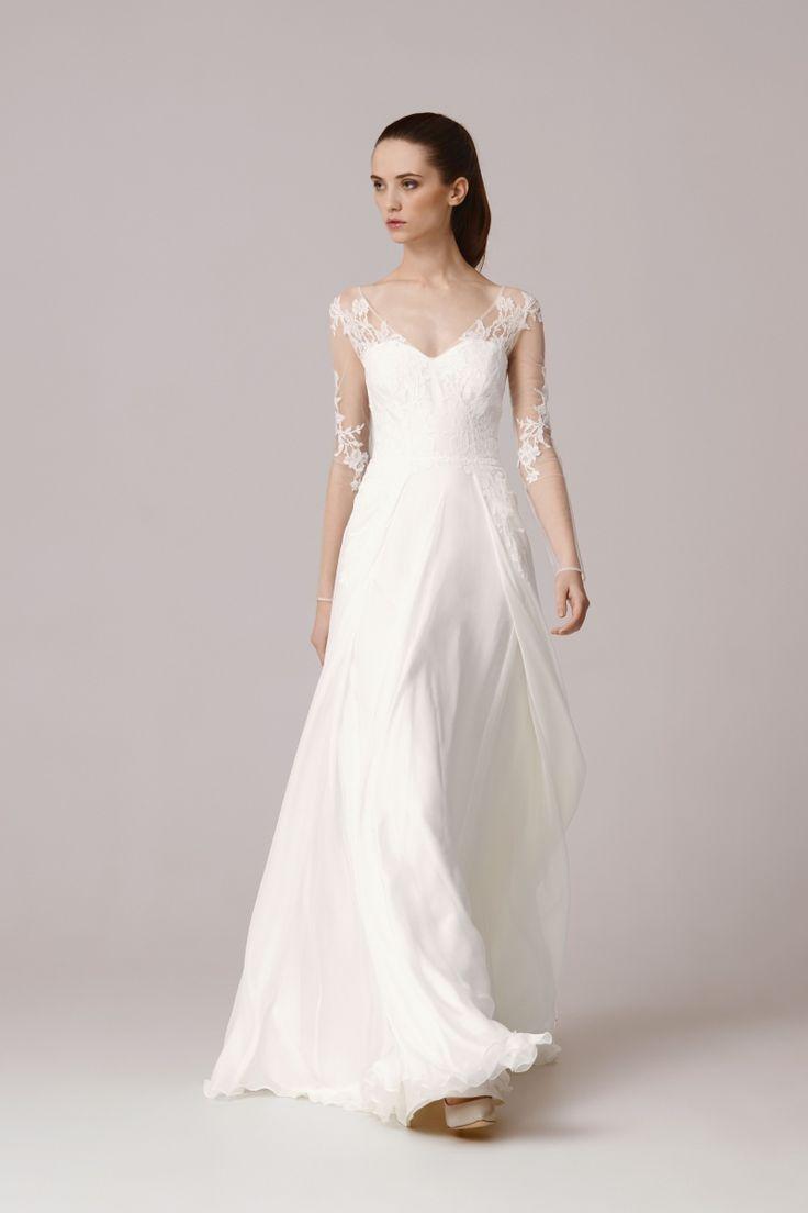 173 best Hochzeit   Brautkleider images on Pinterest   Short wedding ...