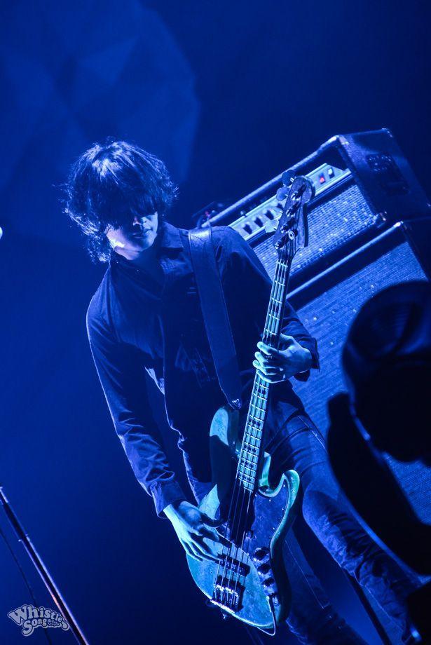 [Alexandros]磯部寛之2016/3/27 SCHOOL OF LOCK!×進研ゼミ presents 「Whistle Song」@有明コロシアム