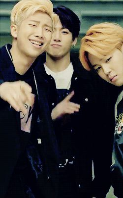 BTS | JUNG KOOK JIMIN and RAP MONSTER