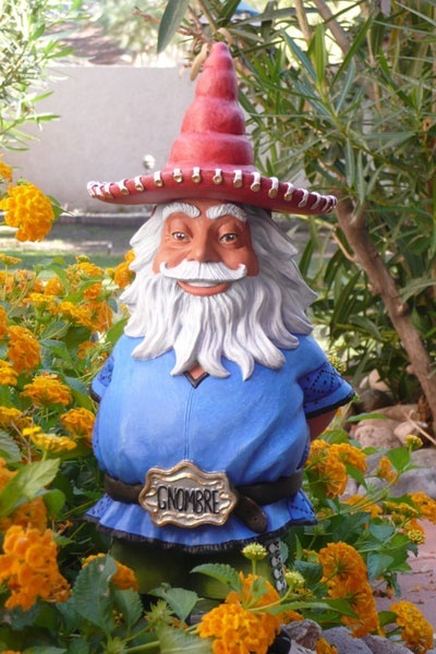 Gnome Garden: 80 Best Images About Gnome Stuff On Pinterest